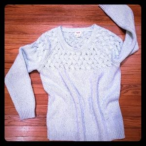 MOSSIMO Cableknit Sweater